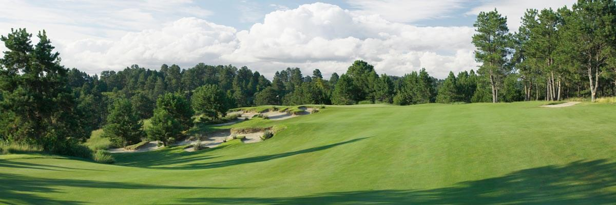 Golf Course Image - The Prairie Club Pines No. 16