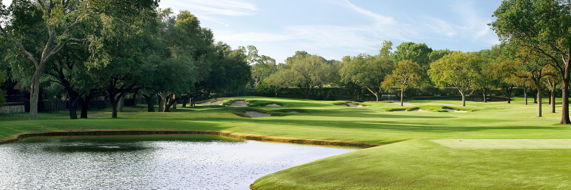 Golf Course Image - Northwood Club No. 15