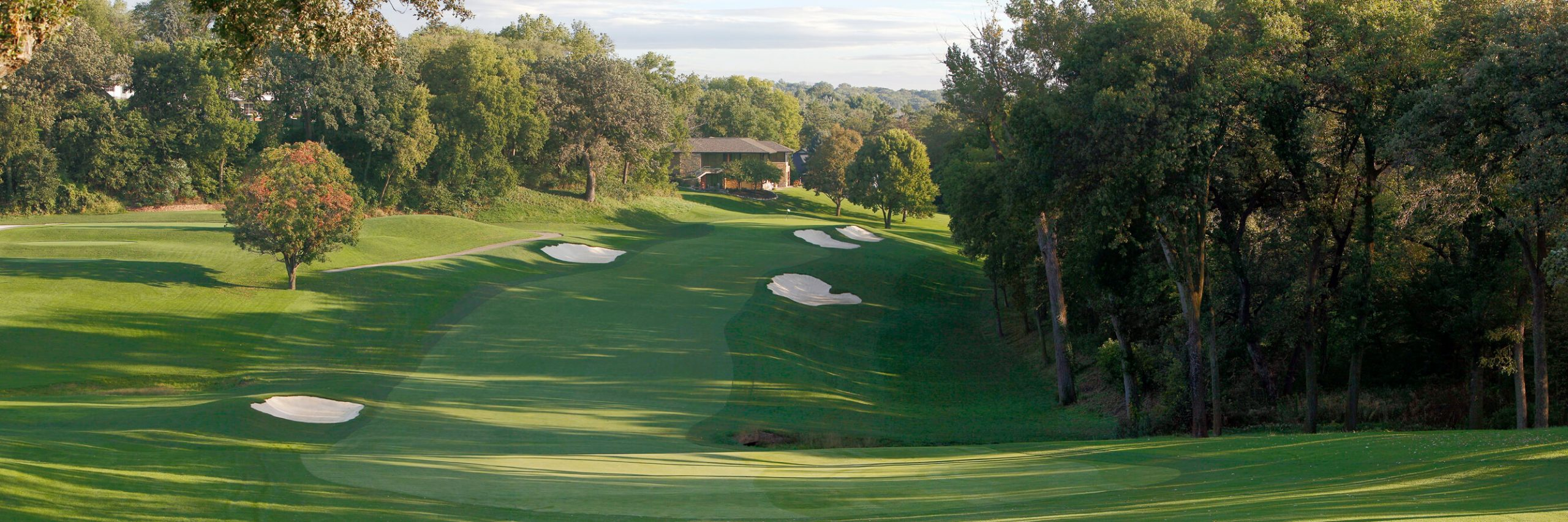 Golf Course Image - Omaha Country Club No. 10B