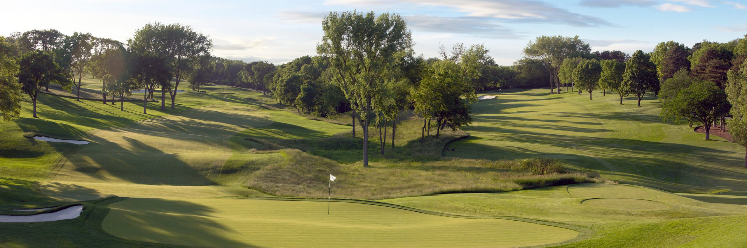 Golf Course Image - Omaha Country Club No. 16-12
