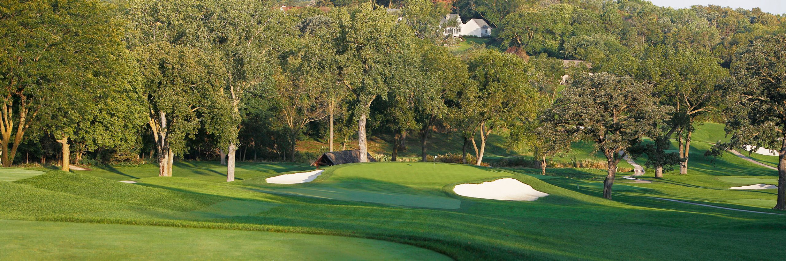 Golf Course Image - Omaha Country Club No. 3