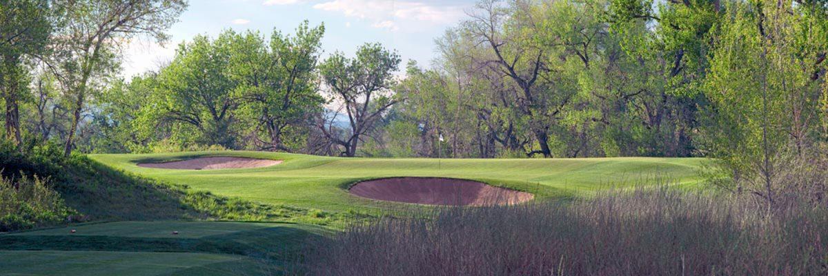 University of Denver Golf Club No. 13