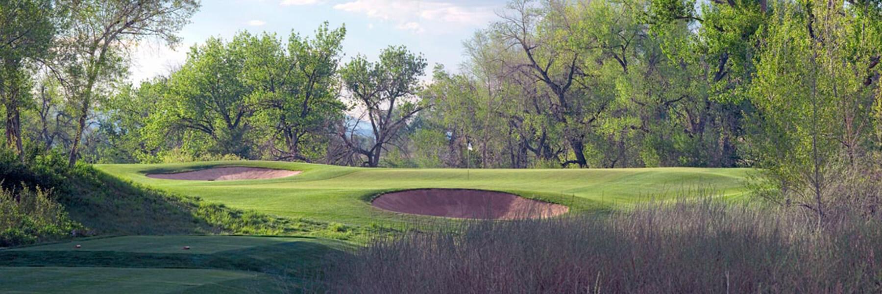 Golf Course Image - University of Denver Golf Club No. 13