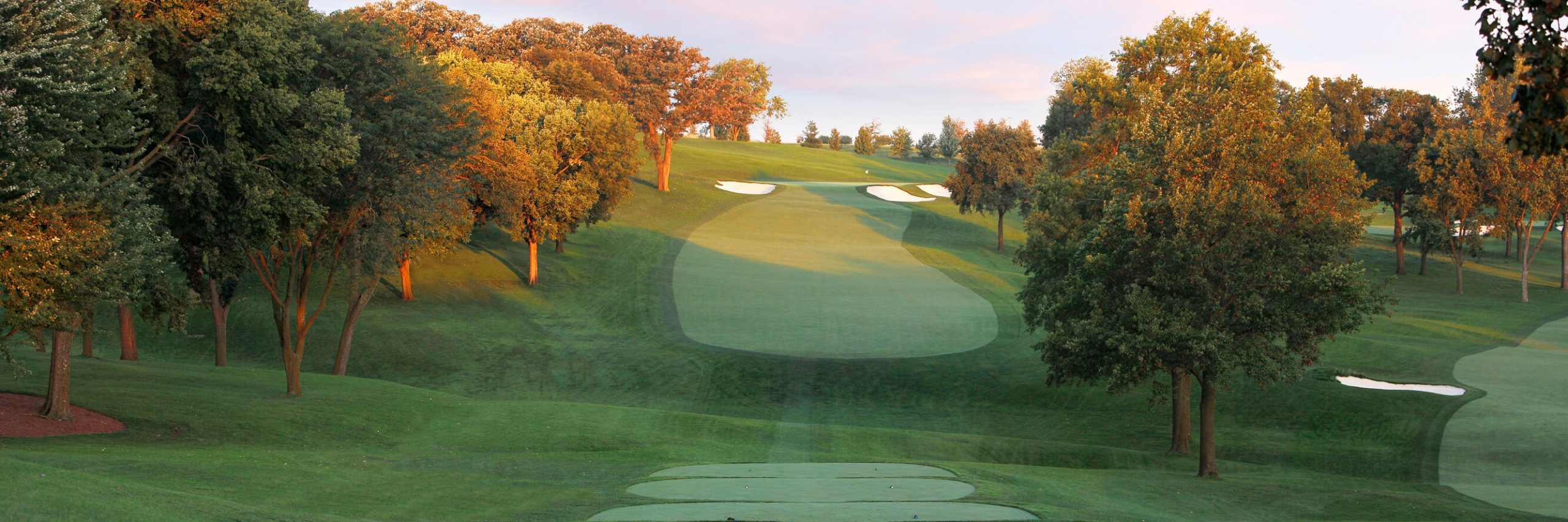 Golf Course Image - Omaha Country Club No. 17